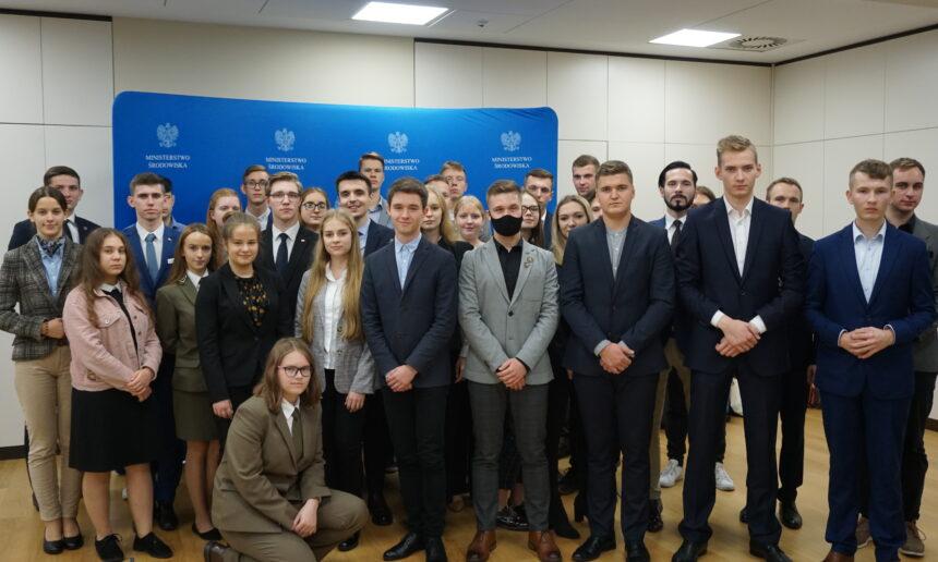 Pierwsze posiedzenie Młodzieżowej Rady Ekologicznej za nami!