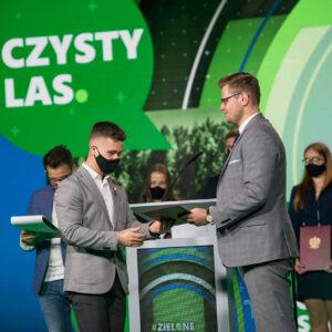 Wręczenie powołań do Młodzieżowej Rady Ekologicznej
